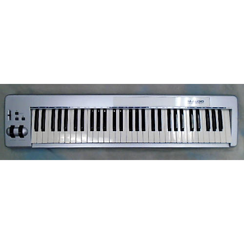 M-Audio Keystation 61ES MIDI Controller-thumbnail