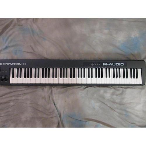 M-Audio Keystation 88 MIDI Controller-thumbnail