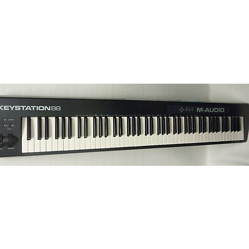 M-Audio Keystation 88 MKII MIDI Controller