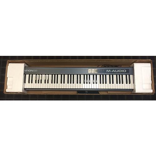 M-Audio Keystation 88ES Ignite MKII MIDI Controller-thumbnail