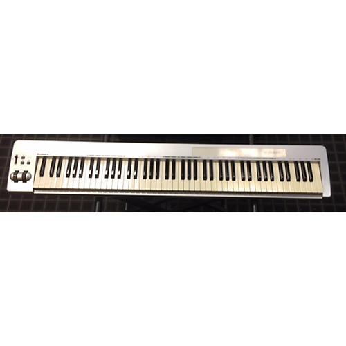 used m audio keystation 88es midi controller guitar center. Black Bedroom Furniture Sets. Home Design Ideas