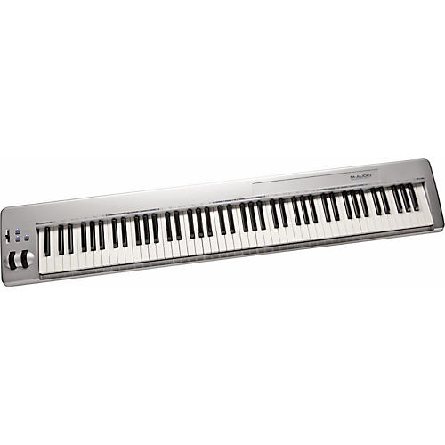 M-Audio Keystation 88es USB MIDI Keyboard Controller-thumbnail
