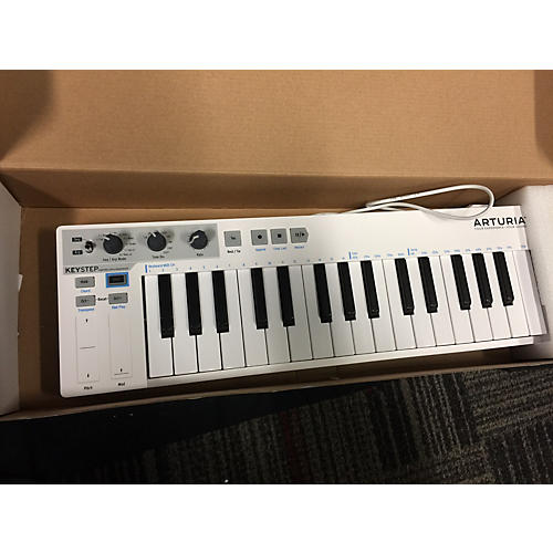 Arturia Keystep MIDI Controller-thumbnail
