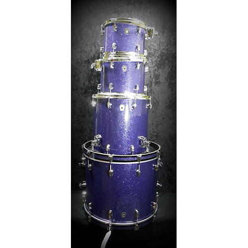 Ludwig Keystone Drum Kit Purple