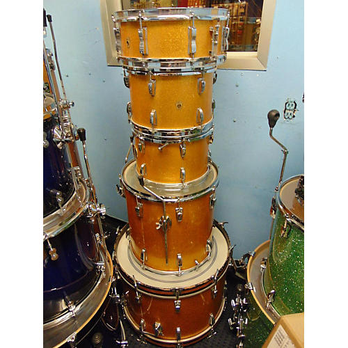 Ludwig Keystone Drum Kit
