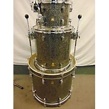 Ludwig Keystone Maple/oak Hybrid Drum Kit