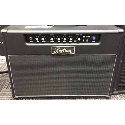 Kustom Kg210fx 2x10 Guitar Combo Amp