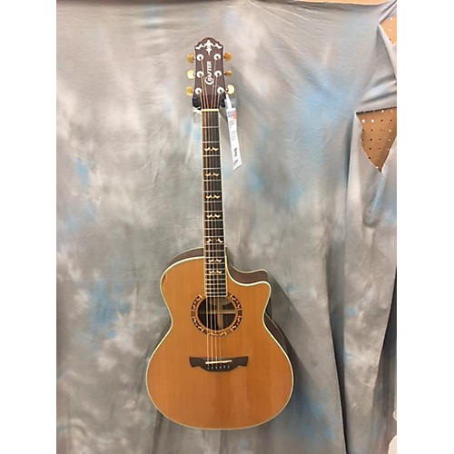 Crafter Guitars Kgae18 Acoustic Electric Guitar
