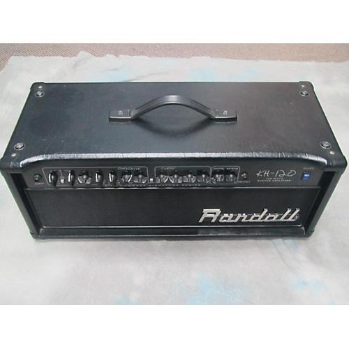 Randall Kh120 Solid State Guitar Amp Head-thumbnail