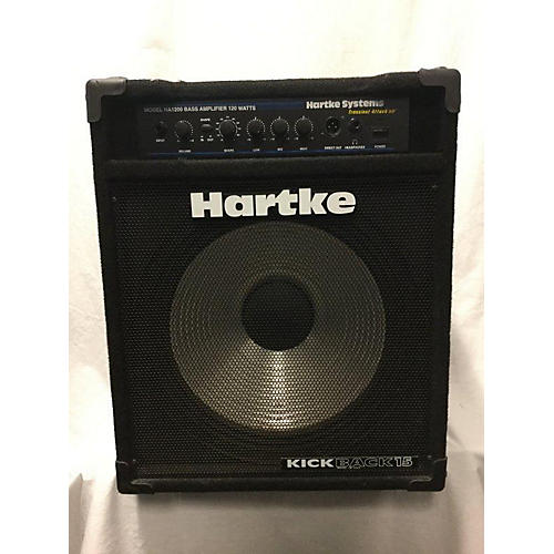 Hartke Kick Back 15 Bass Combo Amp