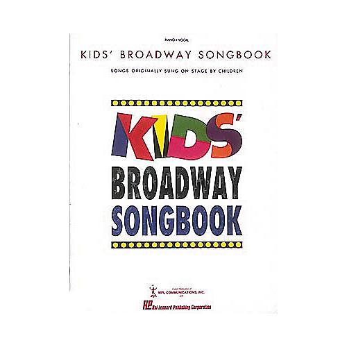 Hal Leonard Kids' Broadway Songbook-thumbnail