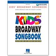 Hal Leonard Kids' Broadway Songbook