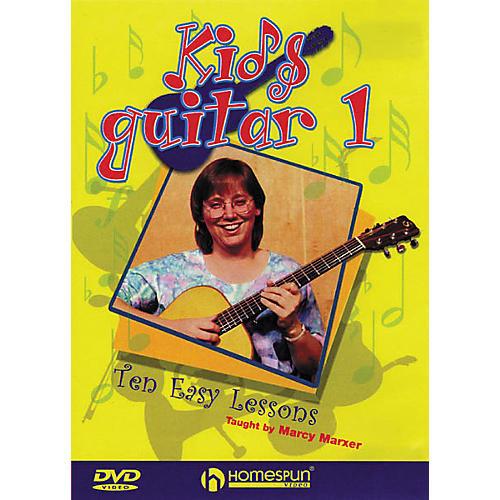 Homespun Kids' Guitar 1 (DVD)-thumbnail