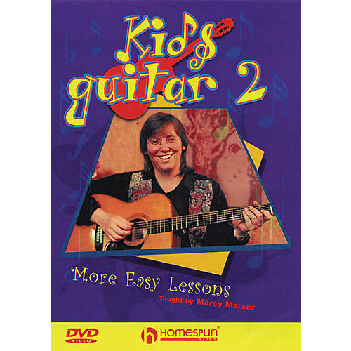 Homespun Kids' Guitar 2 (DVD)-thumbnail