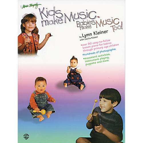 Warner Bros Kids Make Music, Babies Make Music Too!