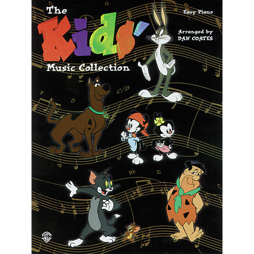 Alfred Kids' Music Collection Easy Piano