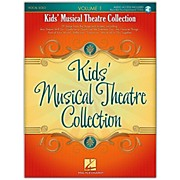 Hal Leonard Kids' Musical Theatre Collection Volume 1 Book