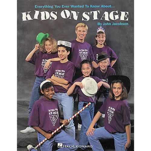 Hal Leonard Kids On Stage Book