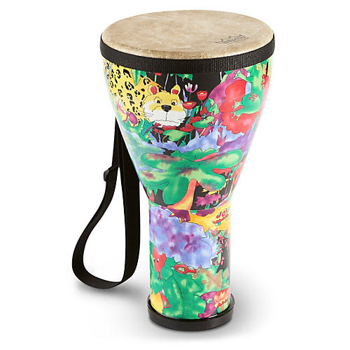 Remo Kid's Percussion Rain Forest Djembe-thumbnail