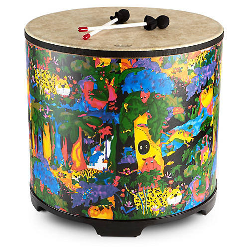Remo Kid S Percussion Rain Forest Gathering Drum