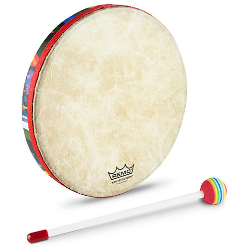 Remo Kid's Percussion Rain Forest Hand Drum-thumbnail