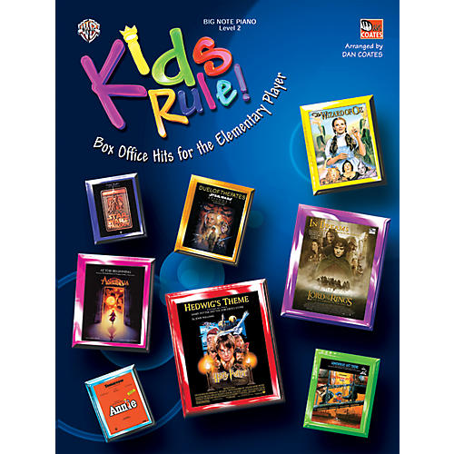 Alfred Kids Rule! (Box Office Hits for the Elementary Player)-thumbnail