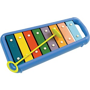Hohner Kids Toddler Glockenspiel with Bag and Safety Mallet by Hohner