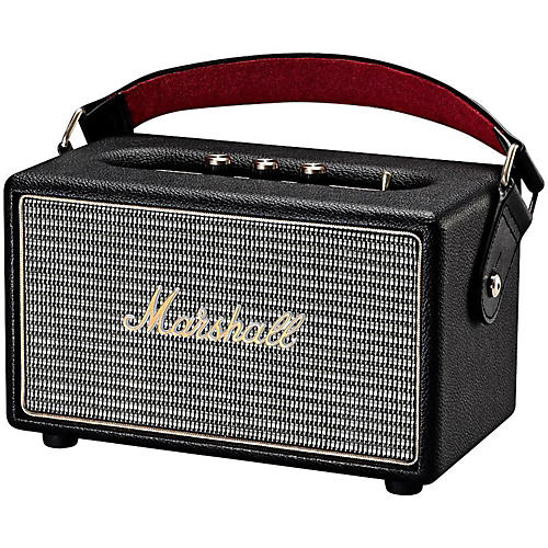 Marshall Kilburn Portable Bluetooth Speaker, Black-thumbnail