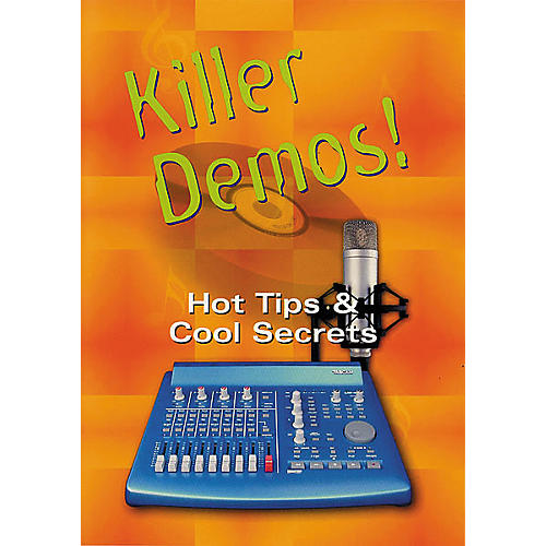 ArtistPro Killer Demos! Hot Tips and Cool Secrets (DVD)-thumbnail