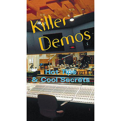 Hal Leonard Killer Demos VHS Video-thumbnail