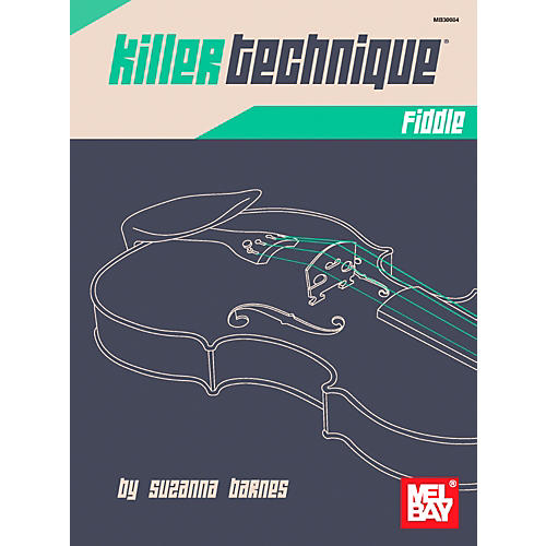 Mel Bay Killer Technique: Fiddle-thumbnail