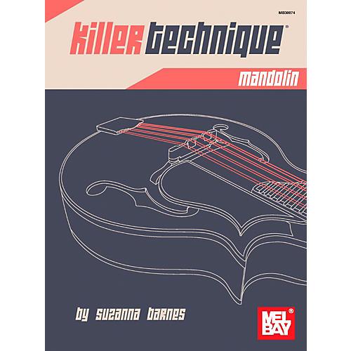 Mel Bay Killer Technique: Mandolin-thumbnail