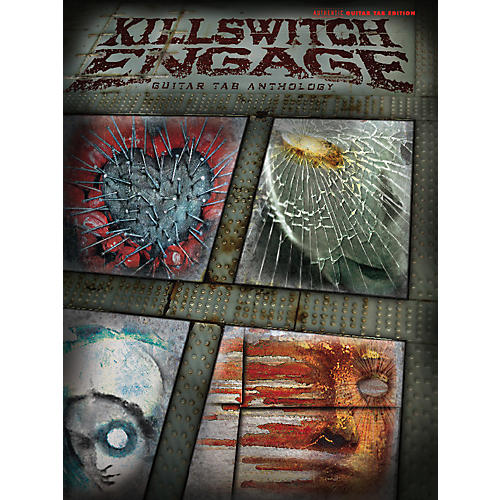 Alfred Killswitch Engage Guitar Tab Anthology (Book)