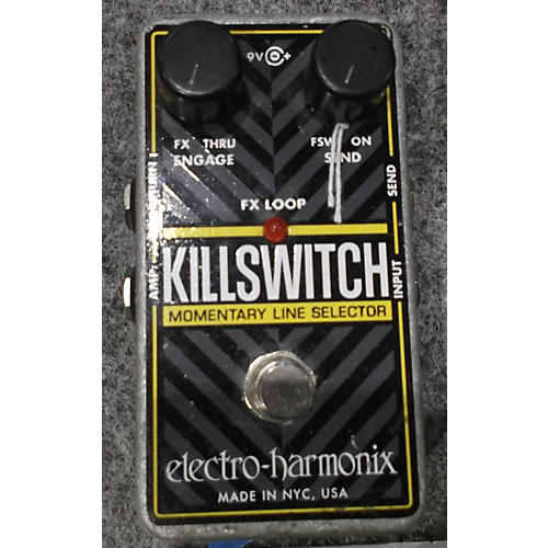 Electro-Harmonix Killswitch Momentary Line Selector Pedal