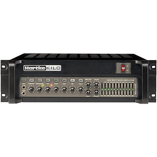 Hartke Kilo 1000 Watt Tube Bass Amp Head