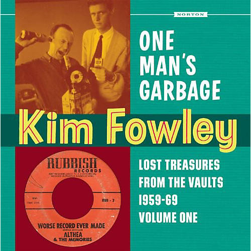Alliance Kim Fowley - Another Man's Gold