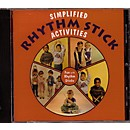Kimbo Simplified Rhythm Stick Activities (KIM2015CD)