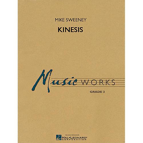Hal Leonard Kinesis Concert Band Level 3 Composed by Michael Sweeney