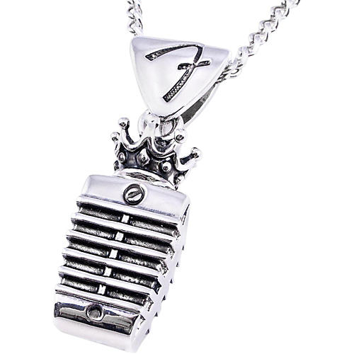 Fender King Baby Microphone Necklace-thumbnail