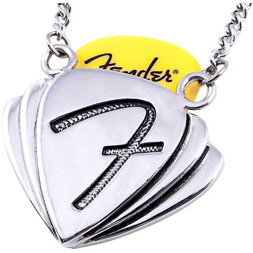 Fender King Baby Pick Holder Necklace
