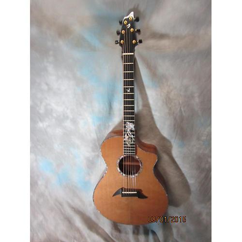 Breedlove King Koa MASTERCLASS Acoustic Guitar-thumbnail