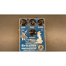 Menatone King Of The Britains Effect Pedal