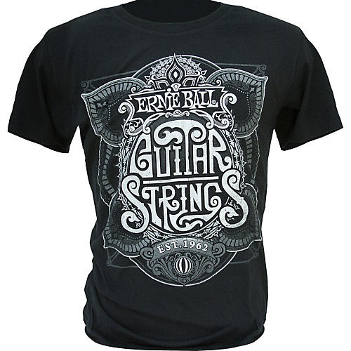 Ernie Ball King of Strings T-Shirt-thumbnail