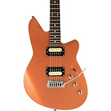 Kingbolt Electric Guitar Metallic Copper Fire