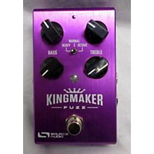 Source Audio Kingmaker Fuzz Effect Pedal