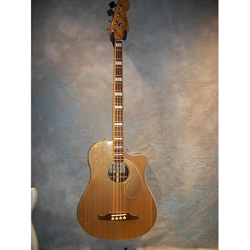 Fender Kingman 4-String Acoustic Bass Guitar-thumbnail