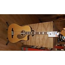 Fender Kingman 4-String Acoustic Bass Guitar