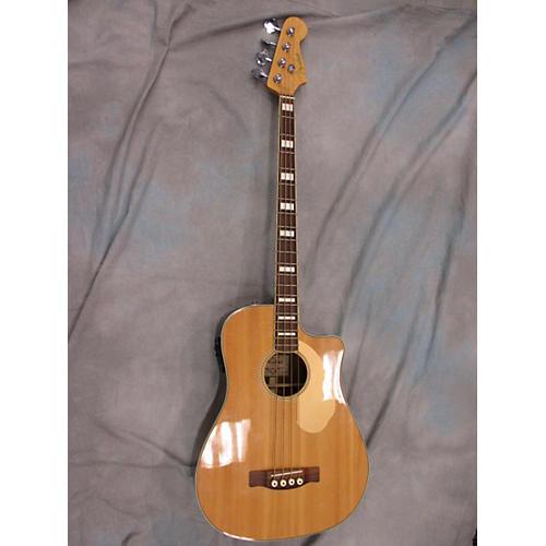 Fender Kingman Acoustic Electric Bass Acoustic Bass Guitar-thumbnail
