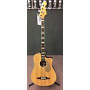 Fender Kingman Acoustic Electric Bass Acoustic Bass Guitar