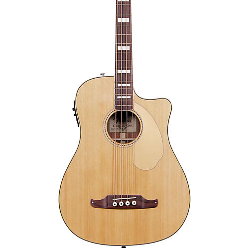 Fender Kingman Acoustic-Electric Bass Guitar-thumbnail